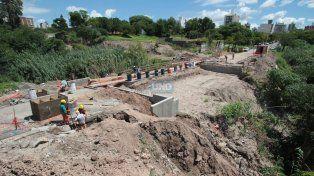 Entre los verdes, la tierra y el cemento. FotoUNOJuan Ignacio Pereira.