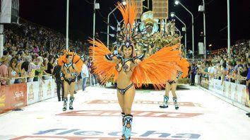 Atractivo. Miles de visitantes llegarán a tierras entrerrianas y bailarán entre plumas y batucadas.