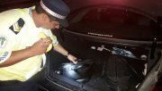 Secuestran gran cantidad de dinero sin documentación en Autovía 14