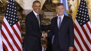 Mauricio Macri habló por teléfono con Barack Obama: el ex presidente vendrá a la Argentina en 2018
