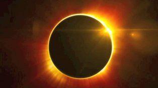 Expectativas por el eclipse de sol anular que podrá verse este domingo
