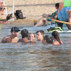 Emiten alerta rojo por calor en CABA y Rosario