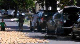 Detienen a otras tres personas en relación a la droga incautada en Paraná
