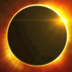 Así fue el eclipse del siglo