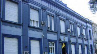 Jefatura Departamental de Policía, en Concordia