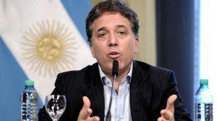 Nicolás Dujovne,Ministro de Hacienda de la Nación Argentina