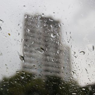 Un temporal afectó a gran parte de Entre Ríos