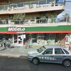 Empleados persiguieron a un ladrón por los pasillos de un supermercado