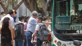 Este viernes se conocerán las ofertas para el transporte público