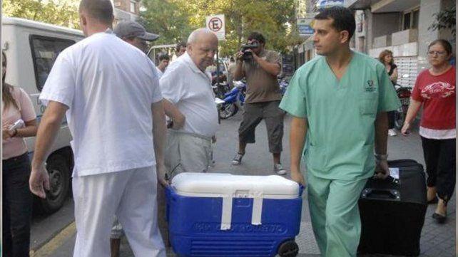 Nueva donación multiorgánica en Paraná posibilitó dos trasplantes renales