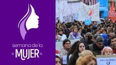 gobierno prepara numerosas actividades por la semana de la mujer