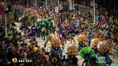 ara yevi dio el batacazo y se quedo con la copa del carnaval 2017