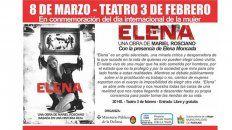 presentaran un unipersonal sobre violencia de genero y prostitucion en localidades entrerrianas