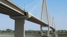 Proyección de cómo será el puente.