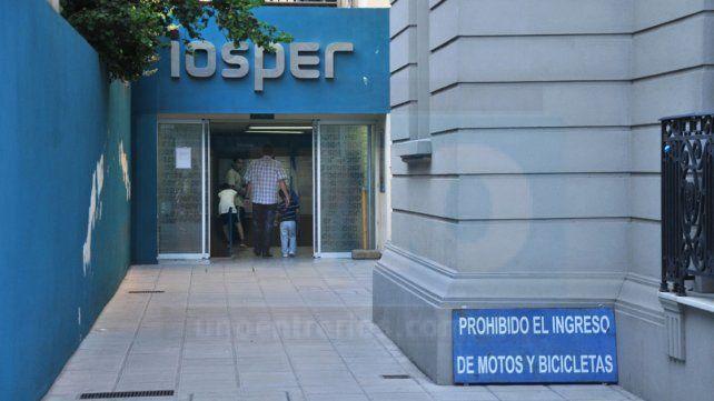 Iosper informó que no aumentará el valor del coseguro