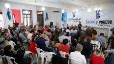 Báez. El desafío es gobernar la provincia en condiciones de acoso, desfinanciamiento y cero asistencia.