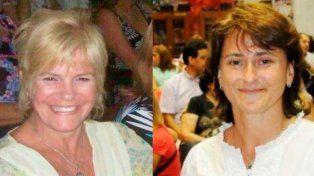 Marta Casaschi y Susana Acevedo