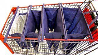 En otros países el uso de bolsas reutilizables es habitual