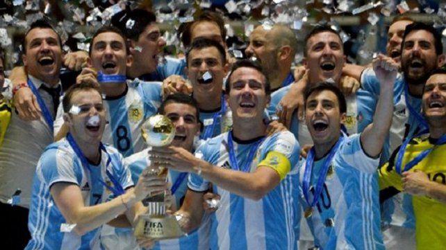 Argentina organizará la Copa América de futsal