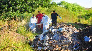 Encontraron el cuerpo de Matías Segovia en la zona de ladrillerías