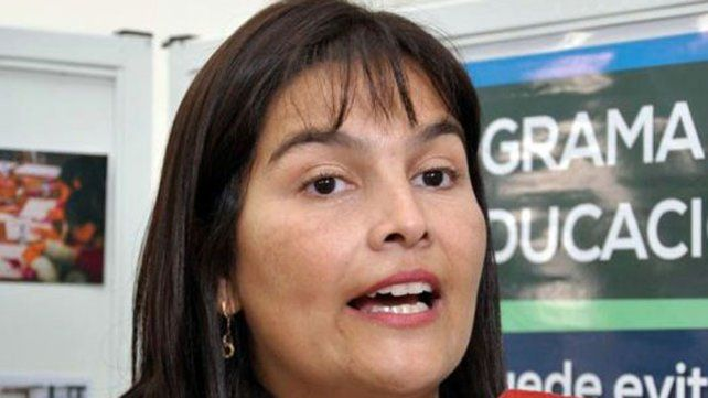 Mariel Ávila aportó su mirada sobre el conflicto educativo en Entre Ríos.