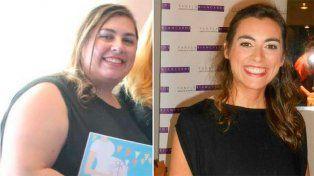 La entrerriana que llegó a pesar 130 kilos y adelgazó 60
