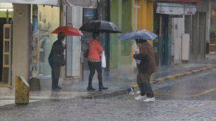 Jornada con probabilidad de lluvias y tormentas y una máxima de 26 grados