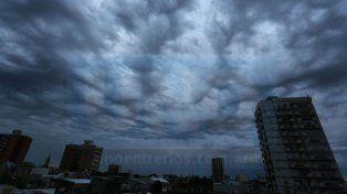 Rige un alerta para Entre Ríos por lluvias y tormentas intensas