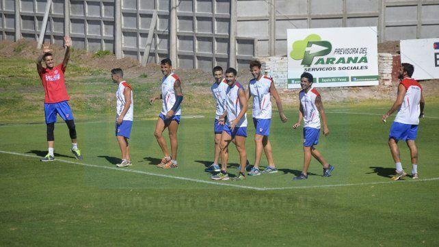 Atlético Paraná jugará su segundo encuentro seguido en el estadio Pedro Mutio.