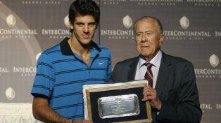 Murió Enrique Morea, un símbolo del tenis argentino