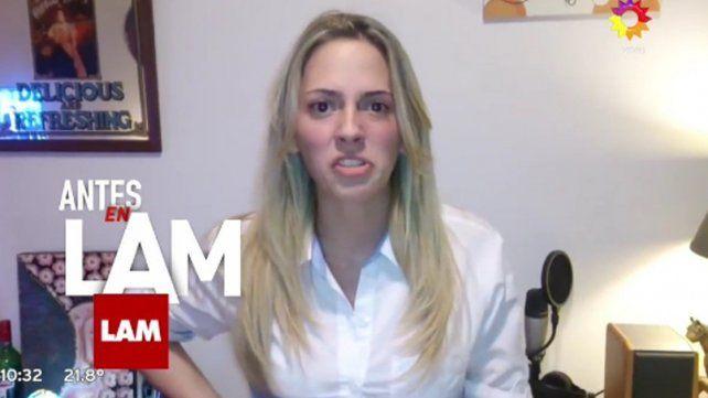 Rocío Gancedo, ¿internada por un brote místico?
