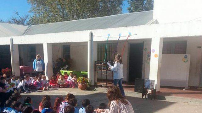Robaron en una escuela de Gualeguay: se llevaron hasta los platos