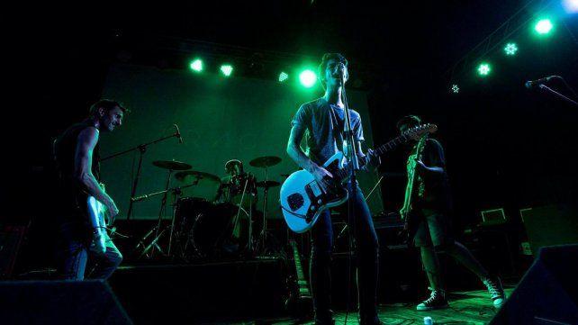 Formación. Fractal se presentará en formato power trío tras el alejamiento de su baterista.