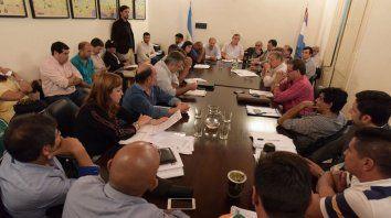 En Paraná. Municipio y empleados volverán a reunirse el lunes.