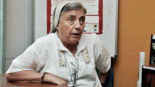La hermana Pelloni denunció que las campañas políticas fueron financiadas por el narcotráfico