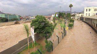 El Niño costero, el fenómeno climático que azota Perú y Ecuador