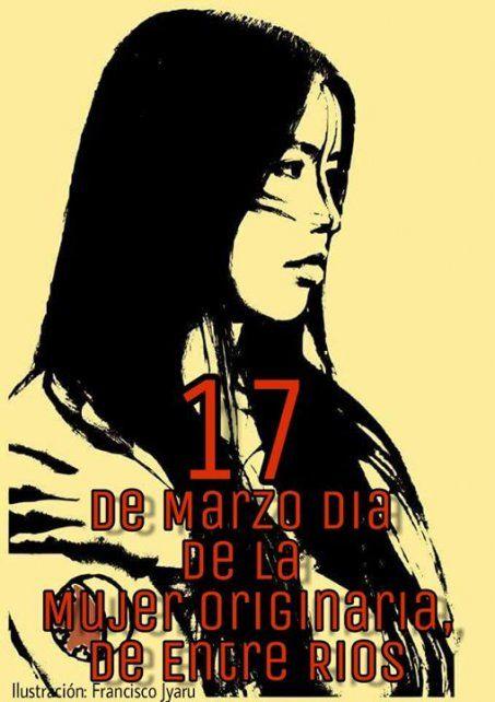En homenaje a Rosa Albariño recordaron el día de la mujer originaria de Entre Ríos