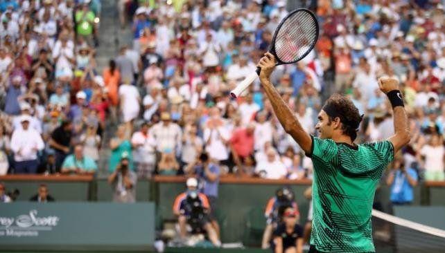 Federer pasó a semifinales por la no presentación de Kyrgios