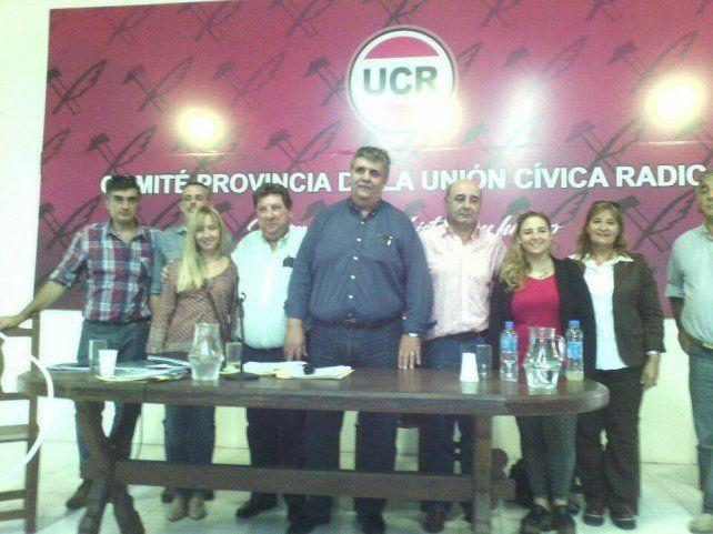 La UCR exigirá dos de los tres primeros lugares en la lista de Cambiemos para las legislativas