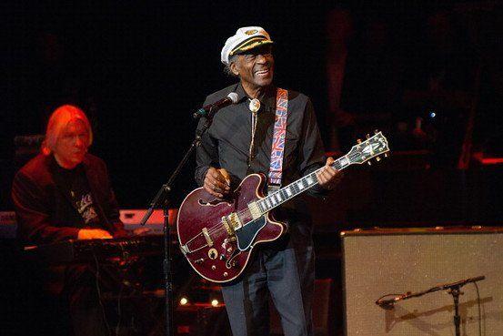 Murió el legendario Chuck Berry