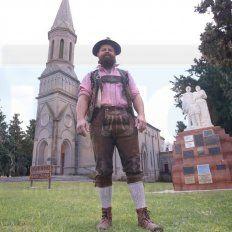 Estilo. El artesano rescata el origen de alemán del Volga y la iniciativa de su abuelo que, contó, producía una cerveza típica.
