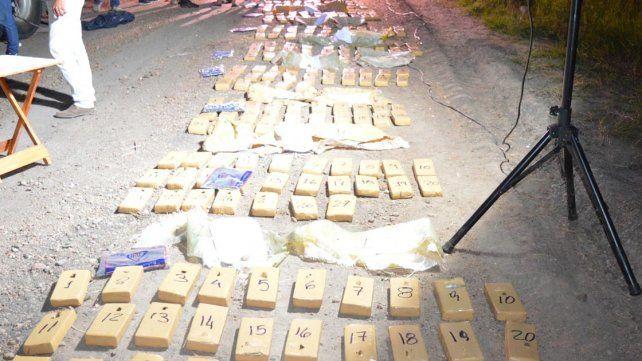 Pesquisa. Las escuchas fueron claves para desbaratar a la organización dedicada al narcotráfico.