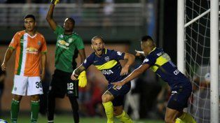 Benedetto viene de anotar dos tantos en la victoria Auriazul frente a Banfield en el capítulo anterior.
