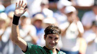 Federer se consagró en Indian Wells y agigantó su leyenda