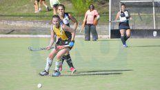 Los dos equipos del club Estudiantes se enfrentaron el sábado en El Plumazo.