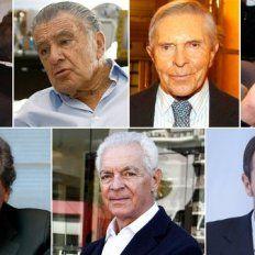 Estos son los argentinos más ricos