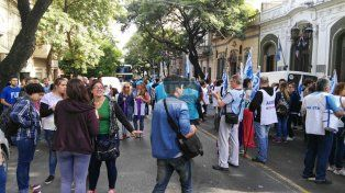 Entre Ríos ya se encolumna en la Marcha Federal Educativa