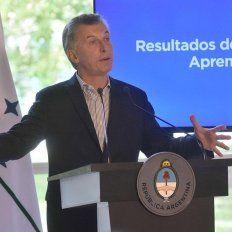 El presidente Macri cometió un furcio cuando se refirió a la educación pública.
