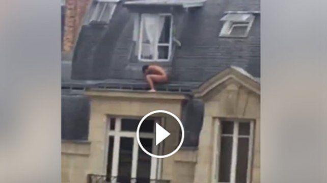 Video esconde a su amante en el tejado de la casa y todo mundo se entera - La casa en el tejado ...