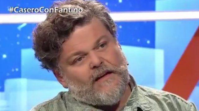 Las versiones sobre la internación de Alfredo Casero